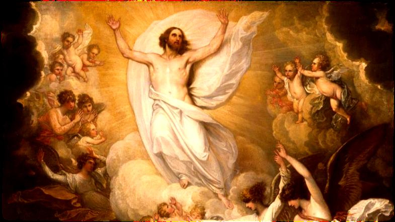 Messetider på Kristi himmelfartsdag