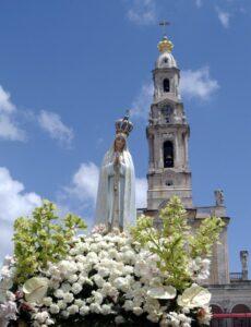 Jomfru Maria – aktiviteter for barn og ungdommer